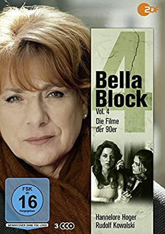 Bella Block - Vol. 4: Die Filme der 90er (3 DVDs)
