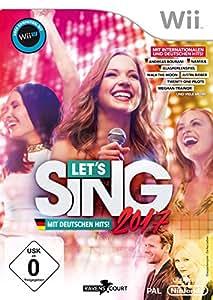 Let's Sing 2017 Inkl. Deutschen Hits