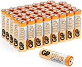 Picture Of AA Batteries |Pack of 40|GP Batteries|Superb operating time| 1.5V - Mignon - LR06 - MN1500 - 15A - AM3