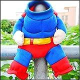 Superman Dog costume da Halloween