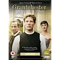 Grantchester - Complete 1-3 Boxed Set