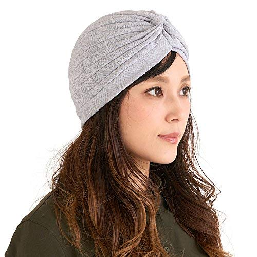 CHARM Casualbox | Damas Moda Turbante Sombrero Retorcido Hoja Patrón Pastel...
