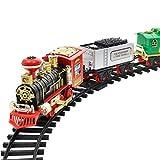 Best Various Electric Train Sets - Electric Smoke Remote Control Rail Train,Mamum Remote Control Review