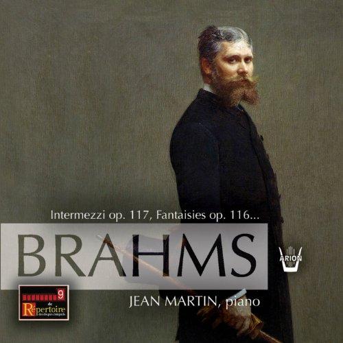 Brahms par Jean Martin