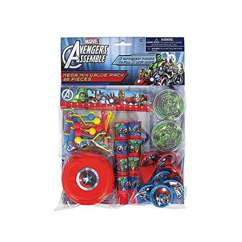 Marvel Accessoires de fête sur Le thème Avengers