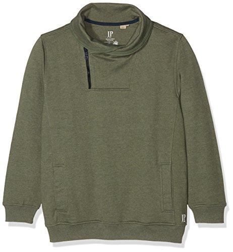 jp-1880-herren-sweatshirt-schalkragen-mit-rv-grun-grun-41-xxxx-large