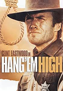 Hang Em High Hangt Ihn Hoher Amazon De Pat Hingle Clint Eastwood Inger Stevens Ed Begley Ted Post Dvd Blu Ray