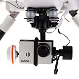 Walkera TALI H500 FPV 6-Achse-Gyro Quadrocopter mit G-3D Gimbal HD Kamera