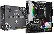 ASRock B450M Steel Legend Socket AM4/ AMD Promontory B450/ DDR4/ Quad CrossFireX/ SATA3&USB3.1/ M.2/ A&