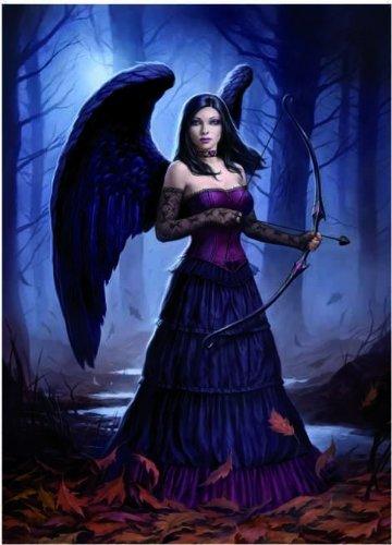 International Publishing 0701N23001b-Dark Cupido, clásica Puzzle