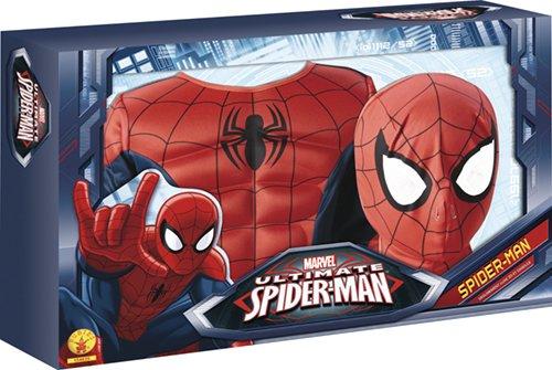 Imagen de ultimate spiderman  disfraz, para niños, talla s rubie's 887697 s  alternativa