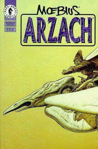 Arzach by Jean Geraud Moebius (1996-02-01)
