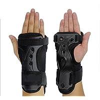 Yundxi Unisex Ski Snowboard Protektoren Handschuh Handgelenk Unterstützung Handgelenkschoner Handschützer preisvergleich bei billige-tabletten.eu