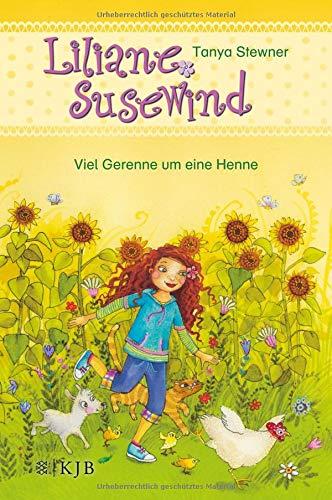 Liliane Susewind - Viel Gerenne um eine Henne (Liliane Susewind ab 6) -