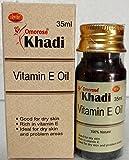 khadi Vitamin E oil (35 ml)