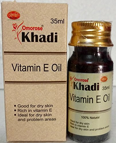 khadi Vitamin E oil (35 ml)