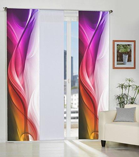 3er-set-flachenvorhange-deko-blickdicht-bally-2x-dessin-1x-uni-fb-multicolor-weiss