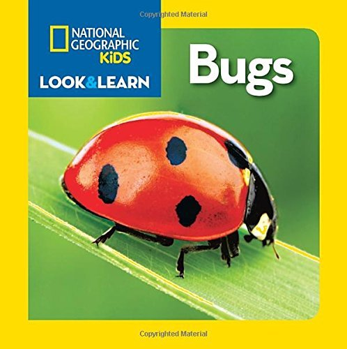 National Geographic Little Kids Look and Learn: Bugs (Look & Learn) by National Geographic Kids (2015-02-10)