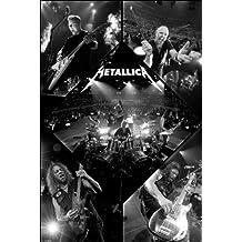 Metallica Póster (tamaño grande), multicolor