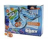 Giochi Preziosi Disney Finding Dory Gioco da Tavolo con Pista d'Acqua, Incluso Nemo Personaggio Interattivo