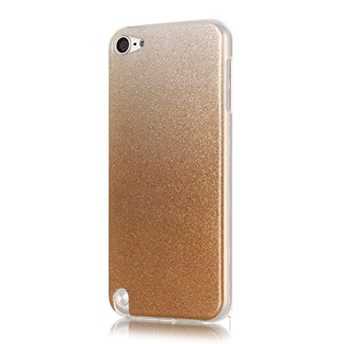 iPhone Case Cover IPod touch5,6 Fall, buntes Muster TPU weichen Fall Gummisilikonhaut Abdeckungsfall für iPod touch5,6 ( Color : L , Size : IPod Touch5 6 ) B