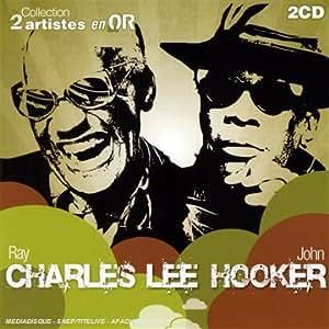 Ray Charles & John Lee Hooker (Coffret 2 CD)