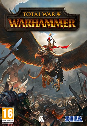 SEGA Total War: Warhammer (PC CD)