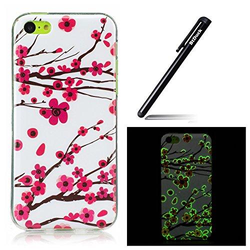 btduck-coque-de-protection-housse-tui-pour-iphone-5c-flip-case-cover-lumineux-prune-fleur-motif-ultr