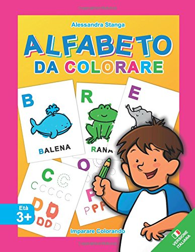 ALFABETO da Colorare