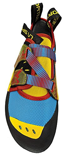 La Sportiva OxyGym blue/red Giallo