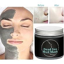 Arcillas Faciales, iFanze Arcillas Puras, Mascarillas Hidratantes, Mascarilla Purificante e Exfoliante, Reduce