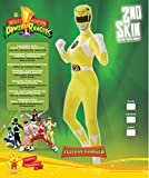Rubie's officiel Costume pour femme Power Ranger Jaune Super Héros