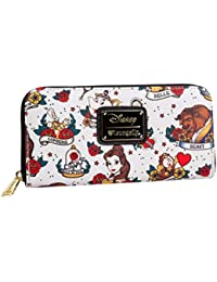 Loungefly x Disney Beauty and The Beast Tattoo Wallet e6b0d4d4ff89