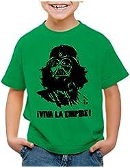 style3 Viva La Empire Camiseta para Niños T-Shirt guevara revolución