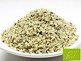 pikantum Bio Hanfsamen geschält   5kg   ungeröstet   99,3% Reinheit   ohne Zusätze