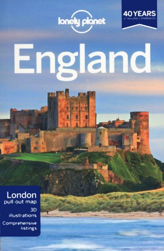 England (Country Regional Guides) (Planet Manchester Lonely)