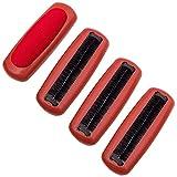 Kicode Crumb Pennello Crumb Rullo rulliera Table Top spazzole dei tergicristalli Caravan Aspirapolvere 4 pack