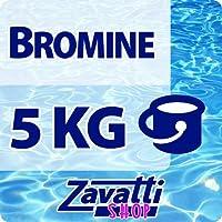 Bromo in pastiglie prodotto chimico per piscina - 5 Kg - Spa Chimiche Bromo