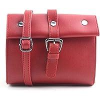 Fami Le donne di moda Retro Rivet Borsa a tracolla Grande borsa Tote signore