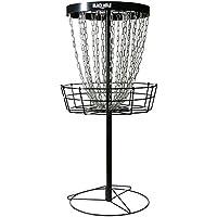 MVP agujero negro Pro 24 cadena disco de Golf cesta blanco Portable