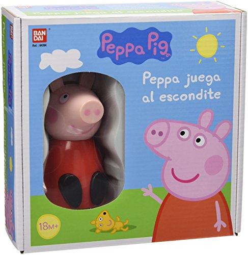 Peppa Pig - Juega al escondite (Bandai 84394)