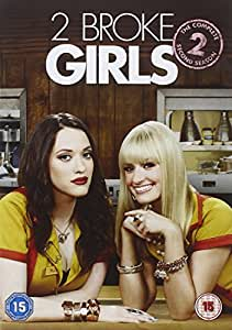 2 Broke Girls - Season 2 (UK Import)