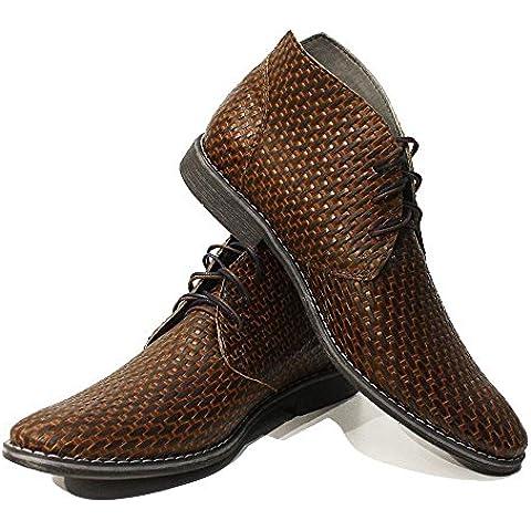 Modello Roberto - colorido hecho a mano Hombre Piel únicos zapatos