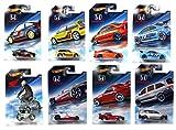 8 Modelle Hot Wheels Honda Serie 1:64