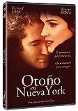 Un automne à New York (Autumn in New York, Importé d'Espagne, langues sur les...
