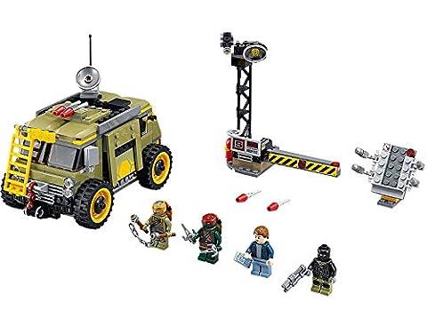 Tortues Ninja Lego - LEGO Teenage Mutant Ninja Turtles - 79115