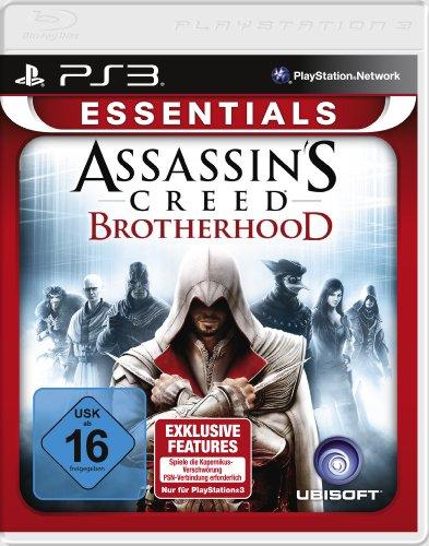 Preisvergleich Produktbild Assassin's Creed - Brotherhood [Essentials] - [PlayStation 3]