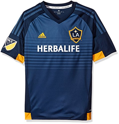 MLS Los Angeles Galaxy Jungen Youth Replica S/S JERSEY, navy -