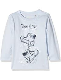 Timberland Long Sleeve, T-Shirt Bébé Garçon