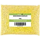 Reine Bienenwachs-pastillen Natur 100g - 200g - für Cremes und Kerzen - Original Entspannung-Shop